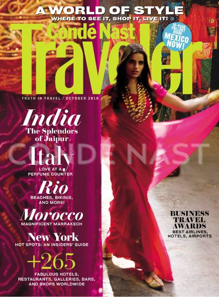 Conde Nast Traveler India Beat Jaipur Shopping