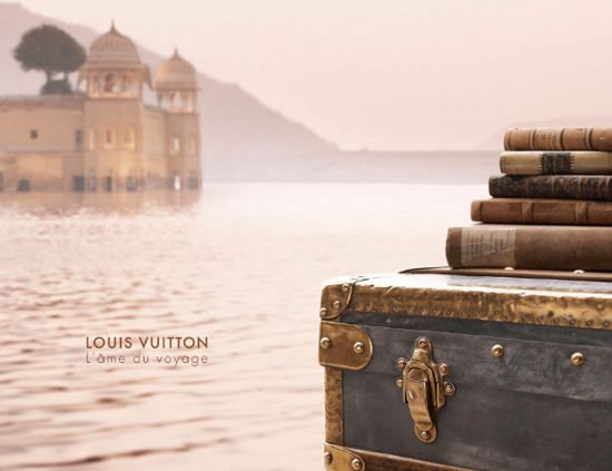 Louis Vitton shoots in Jaipur, India